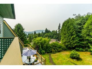 Photo 3: 5 MCNAIR BAY Road in Port Moody: Barber Street House for sale : MLS®# V1133212