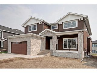 Photo 1: 140 KINNIBURGH Gardens: Chestermere House for sale : MLS®# C4028332