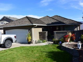 Photo 1: 56 ARROWSTONE DRIVE in : Sahali House for sale (Kamloops)  : MLS®# 131279