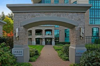 "Photo 1: 505 14824 N BLUFF Road: White Rock Condo for sale in ""Belaire"" (South Surrey White Rock)  : MLS®# R2024928"