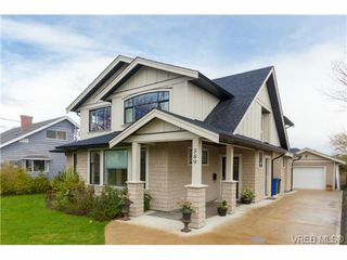 Photo 1: 589 Hampshire Rd in VICTORIA: OB South Oak Bay Single Family Detached for sale (Oak Bay)  : MLS®# 722882