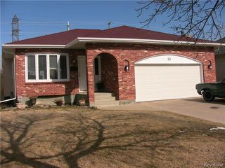 Photo 1: 50 Mahonee Drive in Winnipeg: North Kildonan Residential for sale (North East Winnipeg)  : MLS®# 1606748