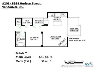"""Photo 20: 203 8988 HUDSON Street in Vancouver: Marpole Condo for sale in """"RETRO"""" (Vancouver West)  : MLS®# R2059530"""