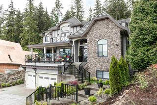 Photo 2: 1527 CRYSTAL CREEK Drive: Anmore House for sale (Port Moody)  : MLS®# R2073899