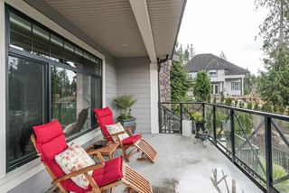 Photo 18: 1527 CRYSTAL CREEK Drive: Anmore House for sale (Port Moody)  : MLS®# R2073899
