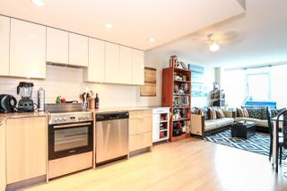 "Photo 6: 701 445 W 2ND Avenue in Vancouver: False Creek Condo for sale in ""MAYNARD'S BLOCK"" (Vancouver West)  : MLS®# R2084964"