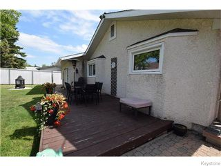 Photo 15: 14 Regatta Road in Winnipeg: Sun Valley Park Residential for sale (3H)  : MLS®# 1621951