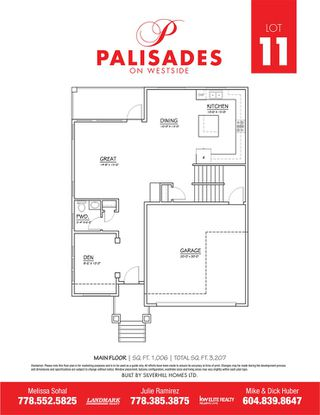 Photo 4: 20385 HARTNELL Avenue in Maple Ridge: Northwest Maple Ridge House for sale : MLS®# R2115906