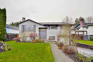 Photo 1: 11667 MORRIS Street in Maple Ridge: West Central House for sale : MLS®# R2126936