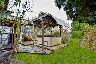 Photo 19: 11667 MORRIS Street in Maple Ridge: West Central House for sale : MLS®# R2126936