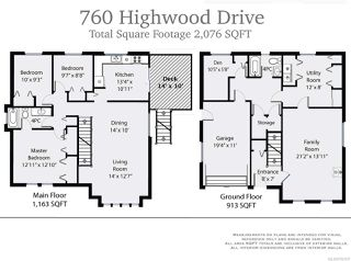 Photo 10: 760 Highwood Dr in COMOX: CV Comox (Town of) House for sale (Comox Valley)  : MLS®# 752157