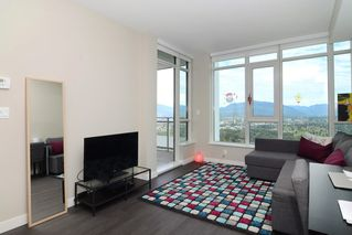 Photo 5: 2408 4508 HAZEL Street in Burnaby: Metrotown Condo for sale (Burnaby South)  : MLS®# R2145492