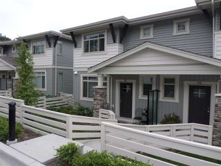 "Photo 1: 25 34230 ELMWOOD Drive in Abbotsford: Central Abbotsford Townhouse for sale in ""Ten Oaks"" : MLS®# R2183735"