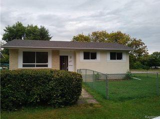 Photo 1: 317 PHYLLIS Avenue in Selkirk: R14 Residential for sale : MLS®# 1721367