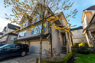 "Photo 1: 74 8089 209 Street in Langley: Willoughby Heights Townhouse for sale in ""ARBOREL PARK"" : MLS®# R2217074"