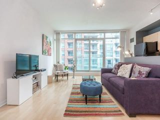 Photo 2: 333 Adelaide St E Unit #522 in Toronto: Moss Park Condo for sale (Toronto C08)  : MLS®# C3978387