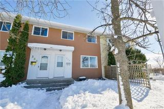 Photo 1: 558 Berwick Place in Winnipeg: Fort Rouge Residential for sale (1Aw)  : MLS®# 1805408