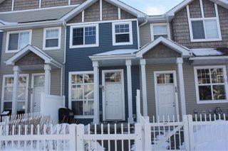 Main Photo: 67 2051 TOWNE CENTRE Boulevard in Edmonton: Zone 14 Townhouse for sale : MLS®# E4100860
