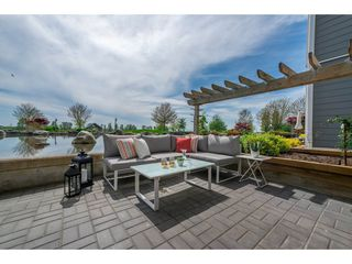 "Photo 1: 102 4500 WESTWATER Drive in Richmond: Steveston South Condo for sale in ""COPPER SKY WEST"" : MLS®# R2266032"