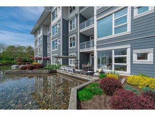 "Photo 20: 102 4500 WESTWATER Drive in Richmond: Steveston South Condo for sale in ""COPPER SKY WEST"" : MLS®# R2266032"