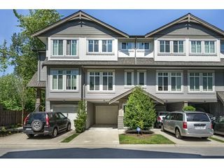 Photo 1: 33 8250 209B Street in Langley: Willoughby Heights Townhouse for sale : MLS®# R2267835