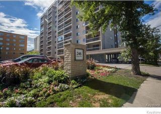 Photo 1: 1209 246 Roslyn Road in Winnipeg: Osborne Village Condominium for sale (1B)  : MLS®# 1814493