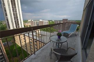 Photo 16: 1209 246 Roslyn Road in Winnipeg: Osborne Village Condominium for sale (1B)  : MLS®# 1814493