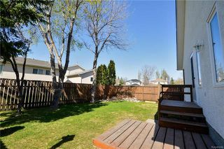 Photo 16: 7 Beaufort Crescent in Winnipeg: Richmond West Residential for sale (1S)  : MLS®# 1815398