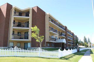 Main Photo: 309 10511 19 Avenue in Edmonton: Zone 16 Condo for sale : MLS®# E4119197