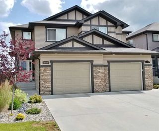 Main Photo: 4009 6 Street in Edmonton: Zone 30 House Half Duplex for sale : MLS®# E4122752
