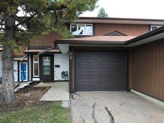 Main Photo: 68 Hearthstone Avenue in Edmonton: Zone 14 Townhouse for sale : MLS®# E4131474