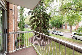 Photo 21: 205 10625 83 Avenue NW in Edmonton: Zone 15 Condo for sale : MLS®# E4133107