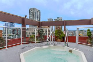 "Photo 14: 203 1177 HORNBY Street in Vancouver: Downtown VW Condo for sale in ""LONDON PLACE"" (Vancouver West)  : MLS®# R2318752"