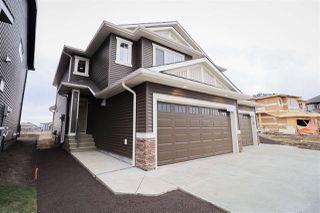 Main Photo: 7751 174B Avenue in Edmonton: Zone 28 House Half Duplex for sale : MLS®# E4134374