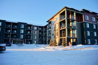 Main Photo: 418 3211 JAMES MOWATT Trail in Edmonton: Zone 55 Condo for sale : MLS®# E4134905