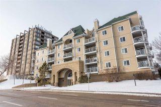 Main Photo: 202 9640 105 Street in Edmonton: Zone 12 Condo for sale : MLS®# E4139183
