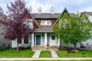 Main Photo: 5616 203 Street in Edmonton: Zone 58 House Half Duplex for sale : MLS®# E4140976