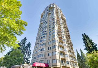 "Main Photo: 204 6540 BURLINGTON Avenue in Burnaby: Metrotown Condo for sale in ""BURLINGTON SQUARE"" (Burnaby South)  : MLS®# R2341081"