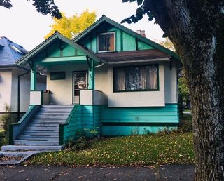Photo 1: 1991 GRAVELEY Street in Vancouver: Grandview Woodland House for sale (Vancouver East)  : MLS®# R2343256