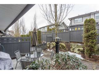 "Photo 20: 65 13819 232 Street in Maple Ridge: Silver Valley Townhouse for sale in ""BRIGHTON"" : MLS®# R2344263"