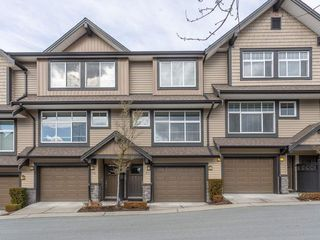 "Photo 1: 65 13819 232 Street in Maple Ridge: Silver Valley Townhouse for sale in ""BRIGHTON"" : MLS®# R2344263"