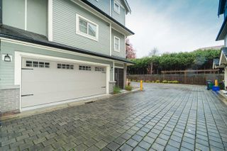 """Photo 3: 1 9833 CAMBIE Road in Richmond: West Cambie Townhouse for sale in """"CASA LIVING"""" : MLS®# R2356161"""