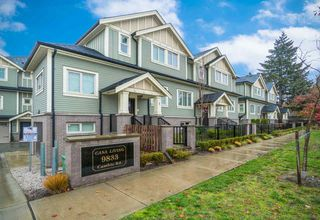 """Photo 2: 1 9833 CAMBIE Road in Richmond: West Cambie Townhouse for sale in """"CASA LIVING"""" : MLS®# R2356161"""