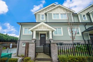 """Photo 1: 1 9833 CAMBIE Road in Richmond: West Cambie Townhouse for sale in """"CASA LIVING"""" : MLS®# R2356161"""