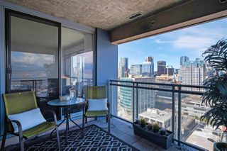 """Photo 7: 2602 183 KEEFER Place in Vancouver: Downtown VW Condo for sale in """"PARIS PLACE"""" (Vancouver West)  : MLS®# R2359164"""