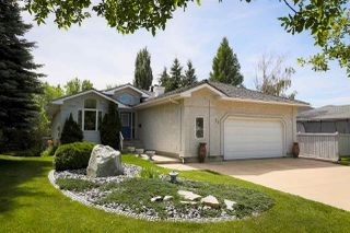 Photo 1: 16 HARWOOD Drive: St. Albert House for sale : MLS®# E4154526
