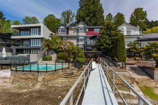 "Photo 1: 916 ALDERSIDE Road in Port Moody: North Shore Pt Moody House for sale in ""Oceanfront"" : MLS®# R2364592"