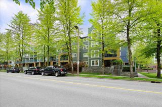 "Main Photo: 114 1189 WESTWOOD Street in Coquitlam: North Coquitlam Condo for sale in ""Lakeside Terrace"" : MLS®# R2366913"