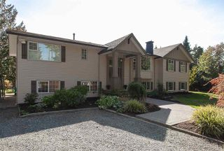"Photo 1: 24096 52 Avenue in Langley: Salmon River House for sale in ""Salmon River"" : MLS®# R2369475"