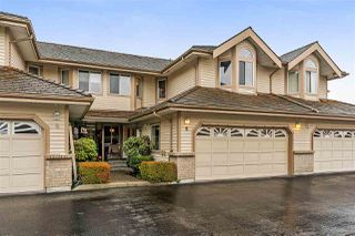 "Photo 1: 6 11438 BEST Street in Maple Ridge: Southwest Maple Ridge Townhouse for sale in ""FAIRWAY ESTATES"" : MLS®# R2373248"